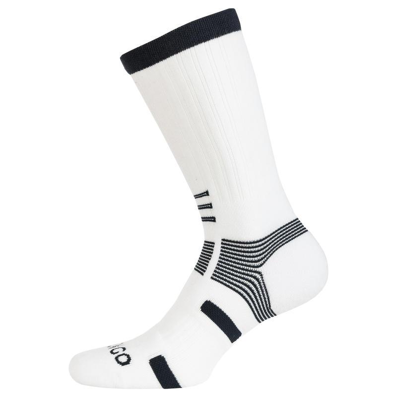 RS 560 High Sports Socks Tri-Pack - White/Navy
