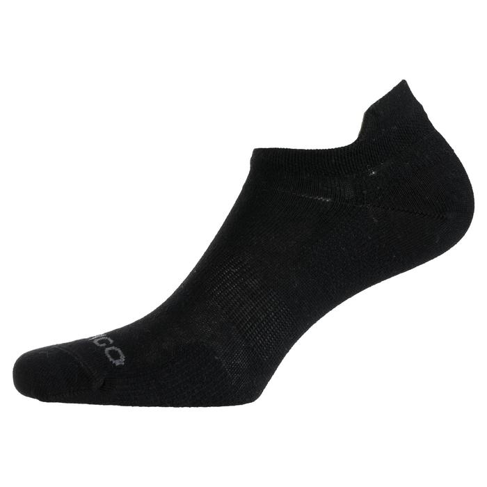 Tennissocken 160 Low 3er-Pack schwarz