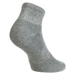 RS 500 Mid Sports Socks Tri-Pack - Grey