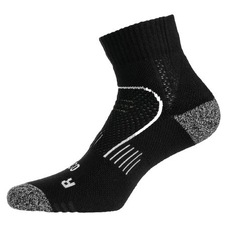 RS 900 Mid Sports Socks Tri-Pack - Black/White