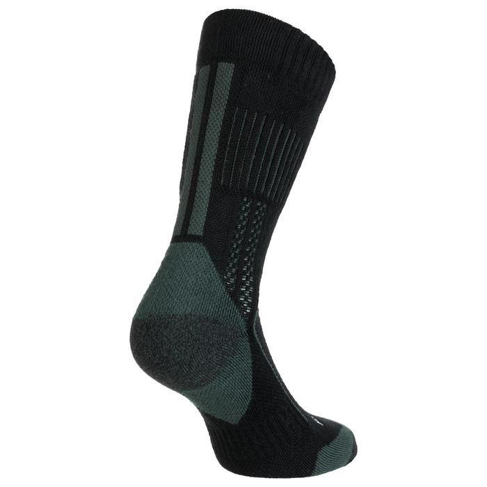 Tennissocken RS 900 High 3er Pack schwarz/khaki