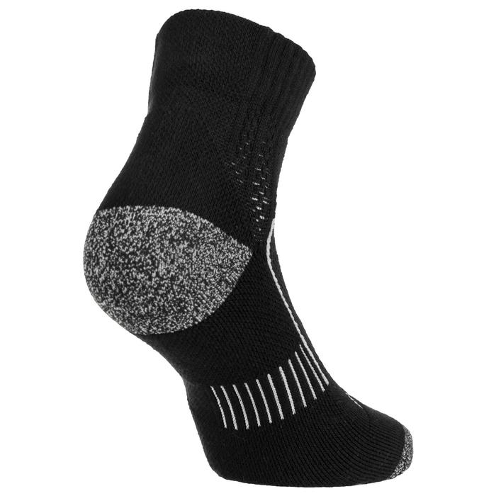 RS 900 Mid Sports Socks Tri-Pack - Black/White