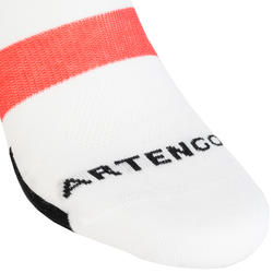 RS 160 Low Sports Socks Tri-Pack - White/Black/Pink