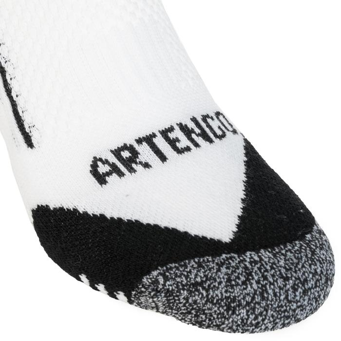 CALCETINES LARGOS ADULTOS ARTENGO RS 900 BLANCO LOTE DE 3 PARES