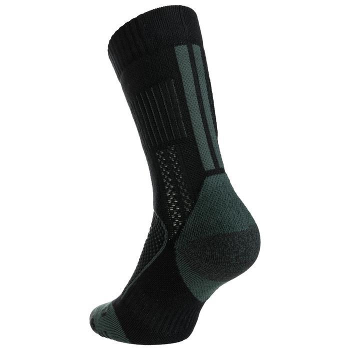 Sokken RS 900 x3 zwart kaki