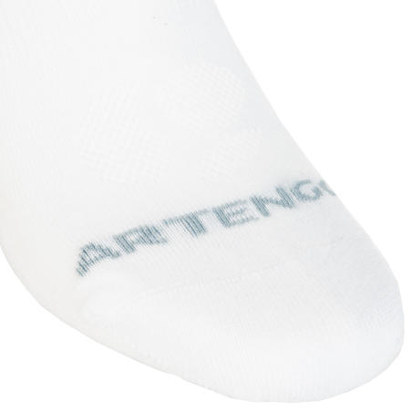RS 160 Low Sports Socks Tri-Pack - White