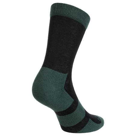RS 160 Socks Tri-Pack - Black/Khaki