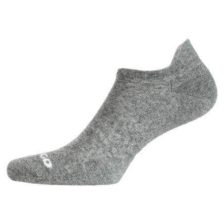 RS 160 Low Sports Socks Tri-Pack - Abu-abu