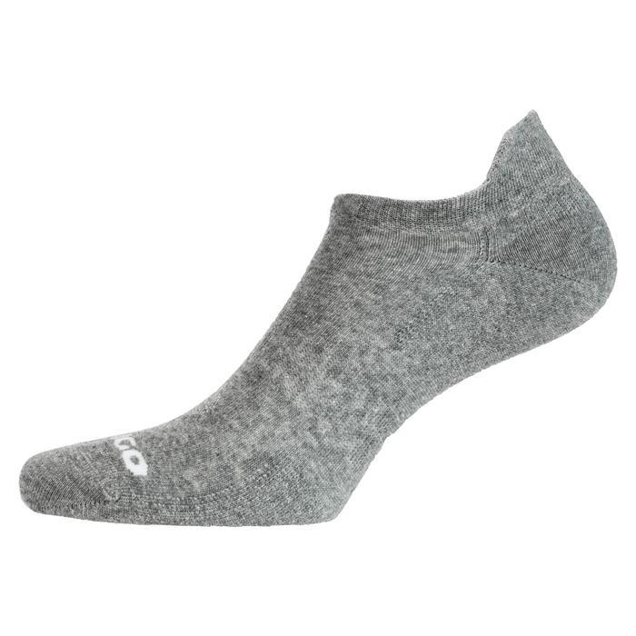 3雙入低筒運動襪RS 160–灰色