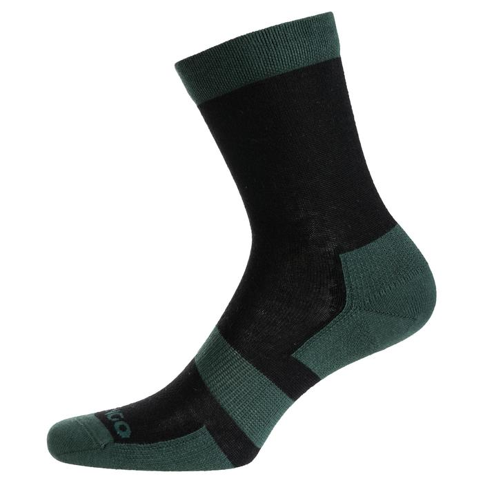 Tennissocken RS 160 High 3er Pack schwarz/khaki