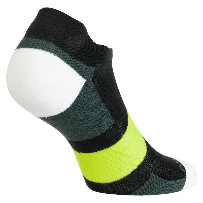 RS 160 Low Sports Socks Tri-Pack - Black/Khaki/Yellow