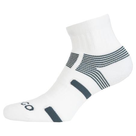 RS 560 Mid Sport Socks Tri-Pack - White/Grey