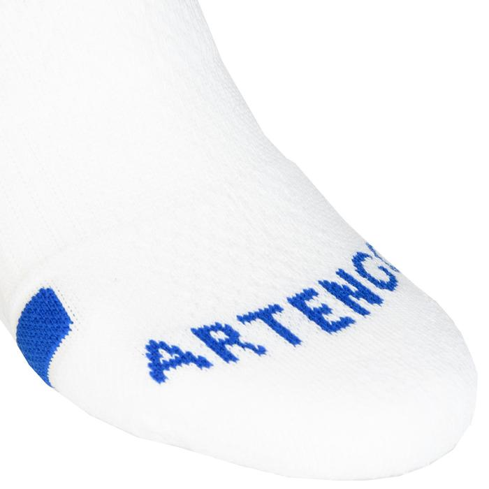 RS 560 Lowedge Sports Socks Tri-Pack - White/Blue