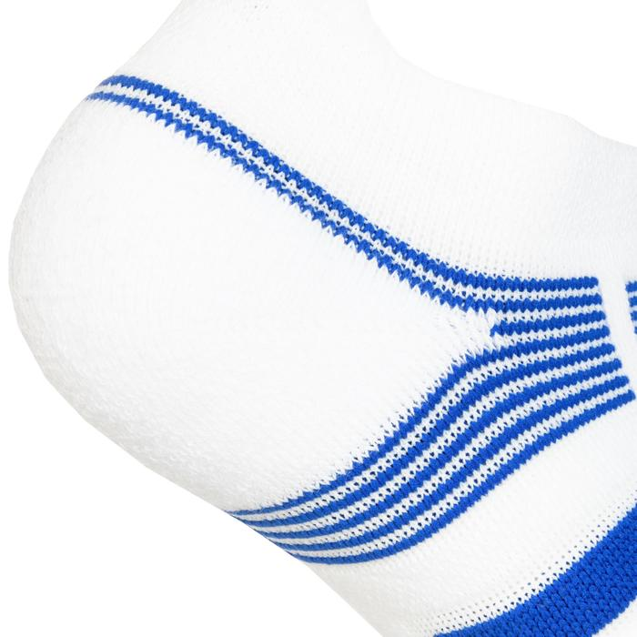 Tennissocken RS 560 Lowedge 3er-Pack weiß/blau Artengo