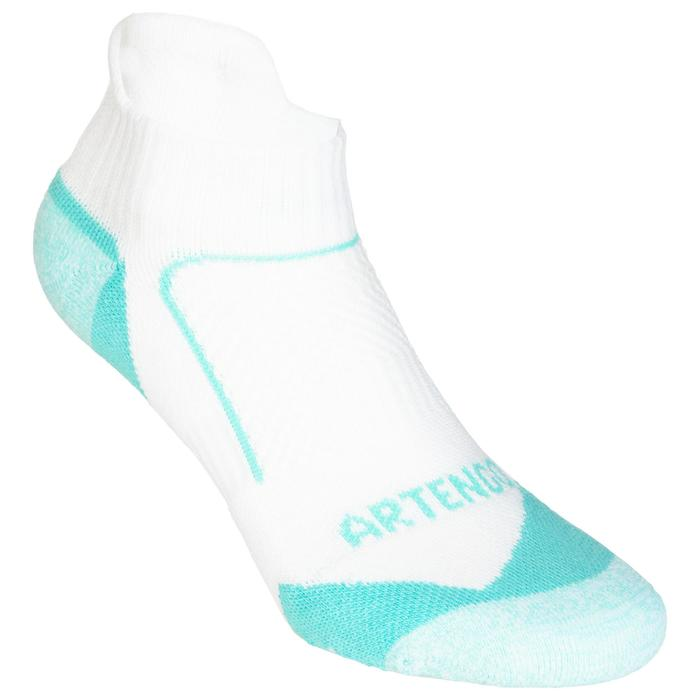 Low Sport Socks RS 900 Tri-Pack - White/Turquoise