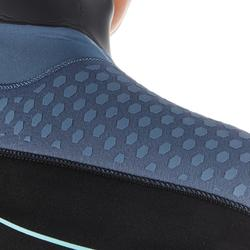 Neoprenanzug halbtrocken SCD500 Tauchen Neopren 7mm für kalte Gewässer Damen