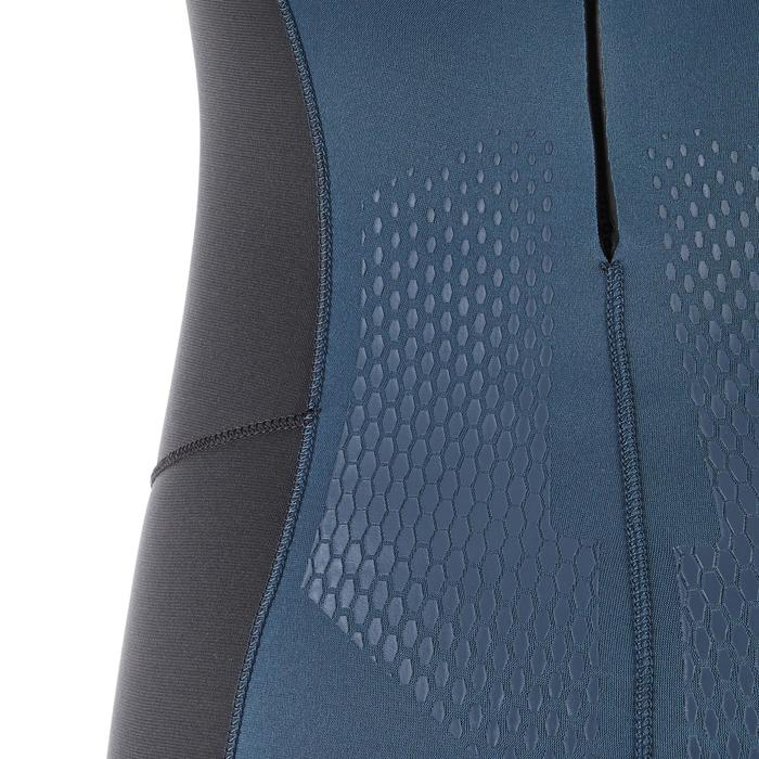Traje de buceo SCD500 Mujer neopreno 5mm