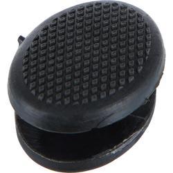 Verstelbare neusknijper voor freediving UP-NC2 zwart