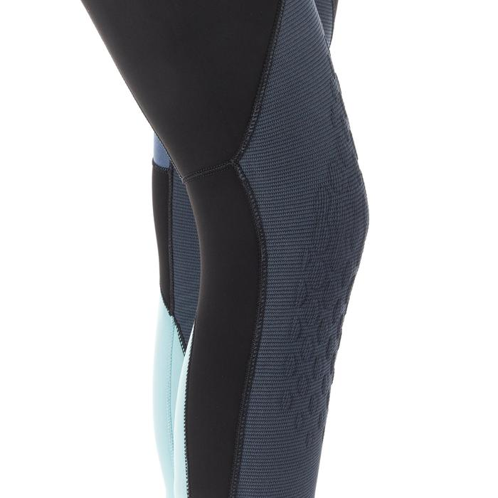 Combinaison de plongée semi-étanche SCD500 femme néoprène 7mm pour eau froide