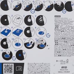 Reparatur-Set Neopren SCD mit 3 und 5mm Folie