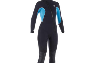 Wetsuit SCD 100 W 5-5mm