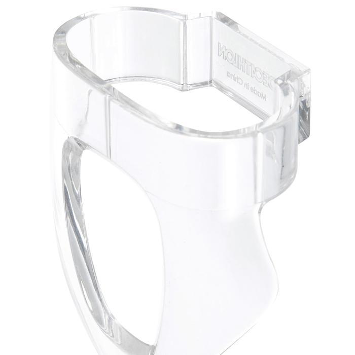 Kamerabefestigung für Schnochelmaske Easybreath transparent