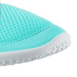 Calçado aquático Aquashoes adulto SNK 120 turquesa claro