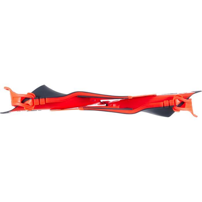 Palmes de snorkeling réglables adulte SNK 500