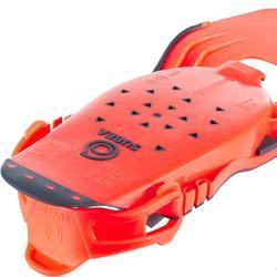 Snorkelvinnen met open hiel voor volwassenen SNK 500