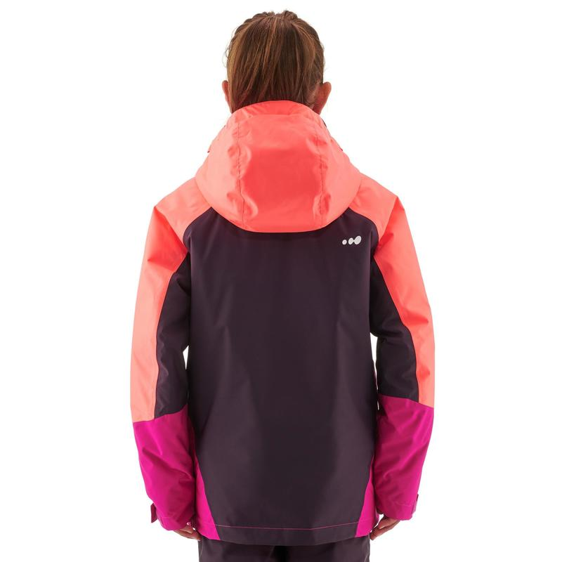 34b87742b Ski-P 580 Girl s Ski Jacket - Pink Purple