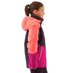 Ski-jas voor kinderen SKI-P JKT 580 roze en paars