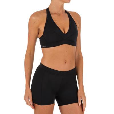 Жіночі шорти Reva для серфінгу - Чорні