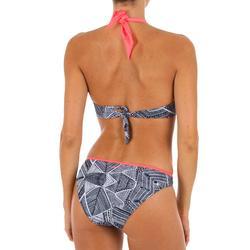 Haut de maillot de bain femme push up avec coques fixes ELENA TRIBU