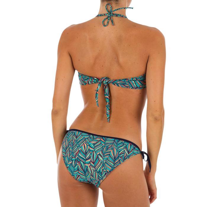 Bikini-Oberteil Bandeau Laura Foly herausnehmbare Formschalen Damen