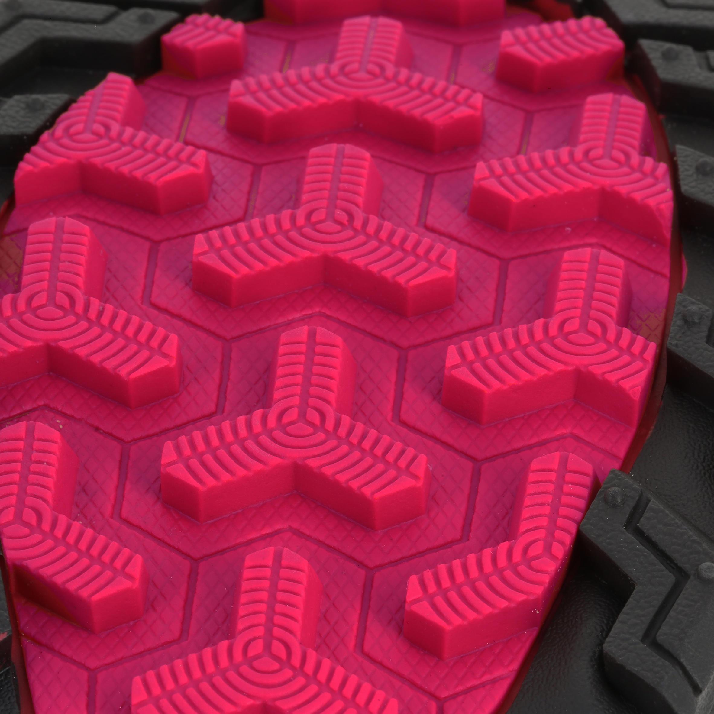 Chaussures de randonnée neige femme SH520 x-warm mi-hauteur noir