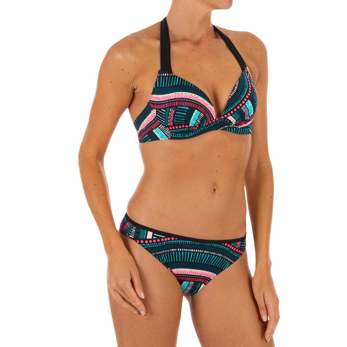 Bikini-Hose Nina Vila Surfen klassische Form Damen
