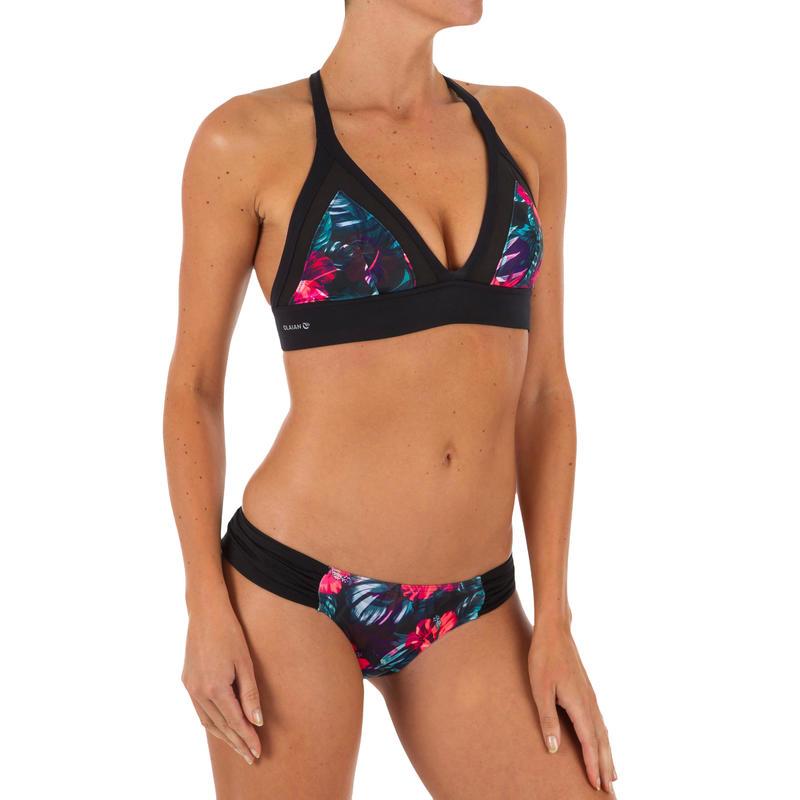 4bf59b8a90 Haut de maillot de bain femme brassière de surf ISA FOAMY | olaian