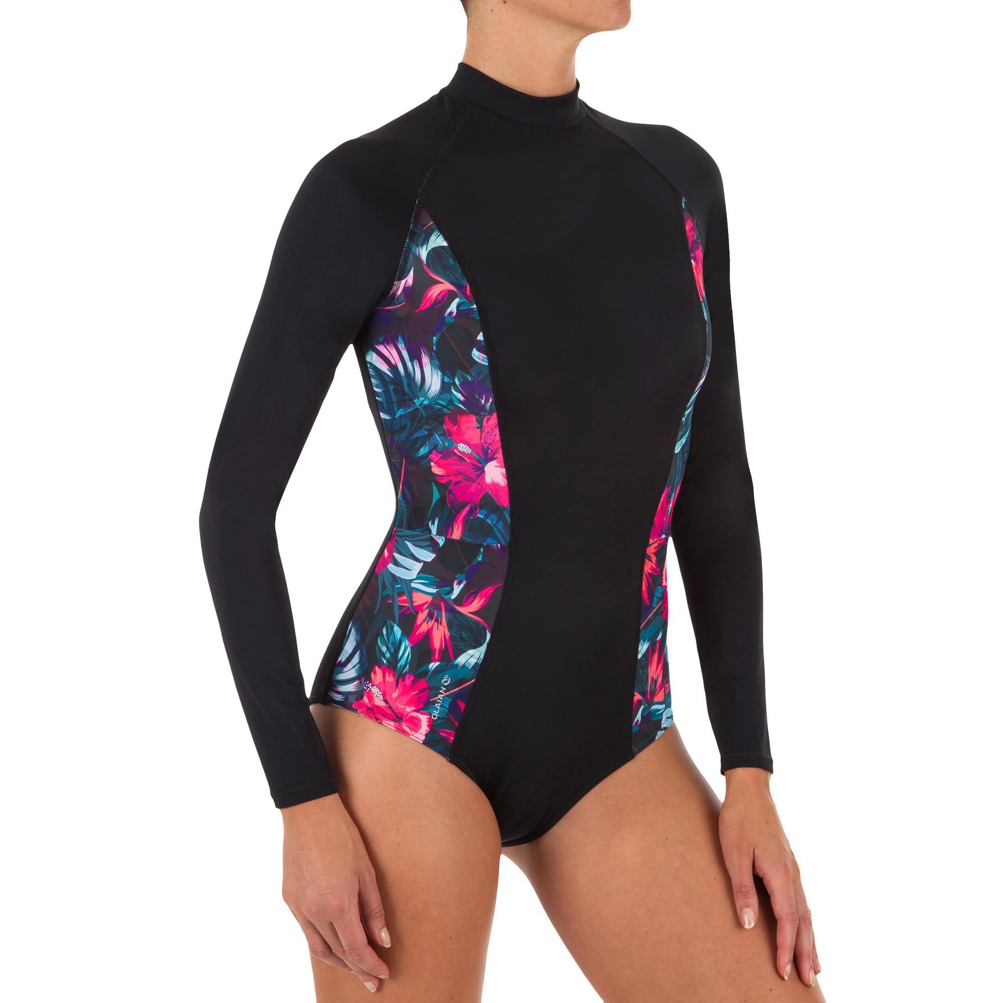 e6c0386172eb Comprar Bañadores Surferos de Playa para Mujer Online   Decathlon
