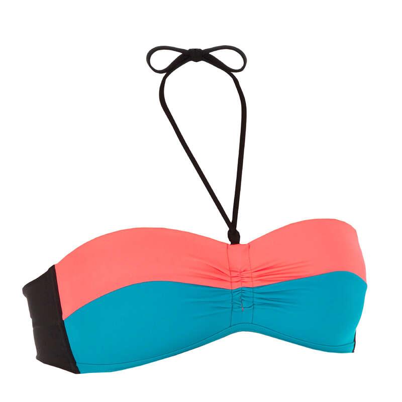 Női fürdőruha alkalmi szörfözéshez Szörfözés - Női fürdőruha felső Laeti OLAIAN - Vizisportok - OLAIAN, ITIWIT, ORAO, SUBEA