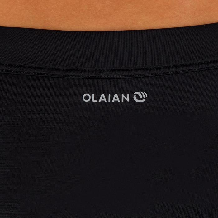 Bikinibroekje Vali zwart met aantreklintje