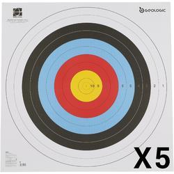 5 Scheibenauflagen 80×80cm