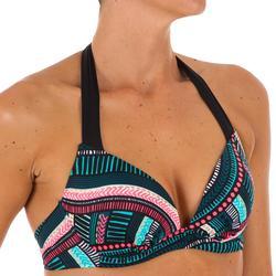 Sujetador de bikini mujer push-up con copas fijas ELENA VILA