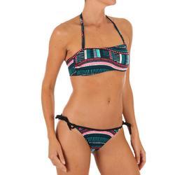 Bikini-Hose seitlich gebunden Sofy Vila Damen