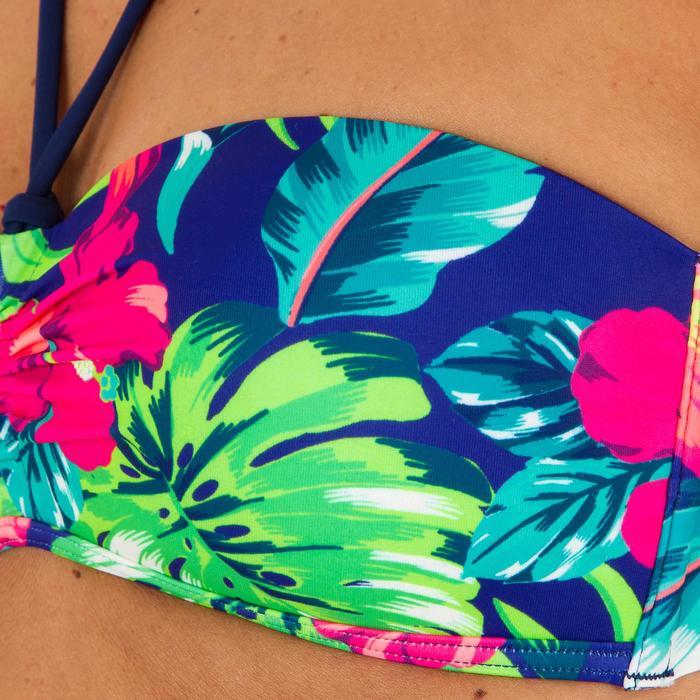 Bikini-Oberteil Bandeau Bora angenähte Formschalen Damen
