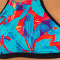 WOMEN INTERMEDIATE SURF SWIMSUITS Surf - CROP TOP ANDREA WALIS OLAIAN - Surf Clothing