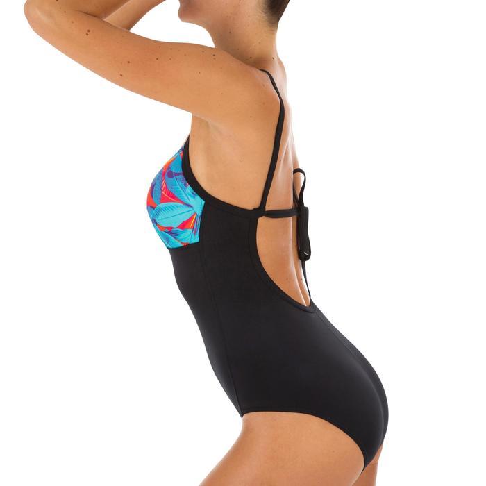 Badeanzug Cloe Walis Träger in X-Form oder U-Form Damen