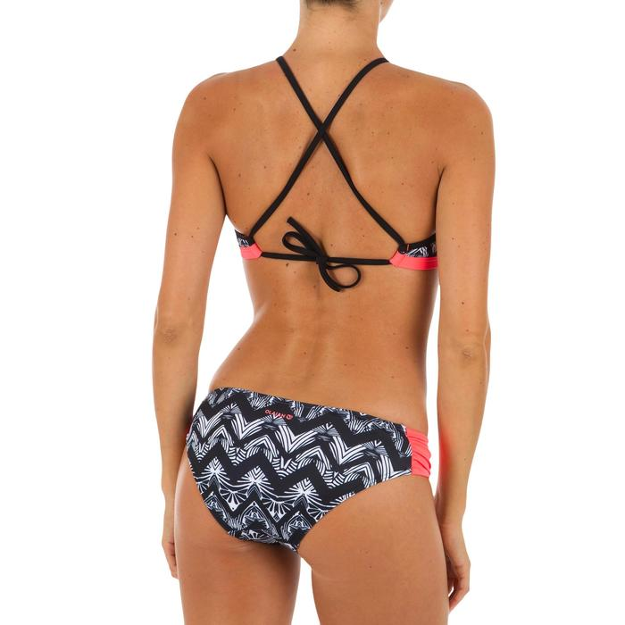 Braguita de bikini de surf para mujer frunces laterales NIKI MAWA
