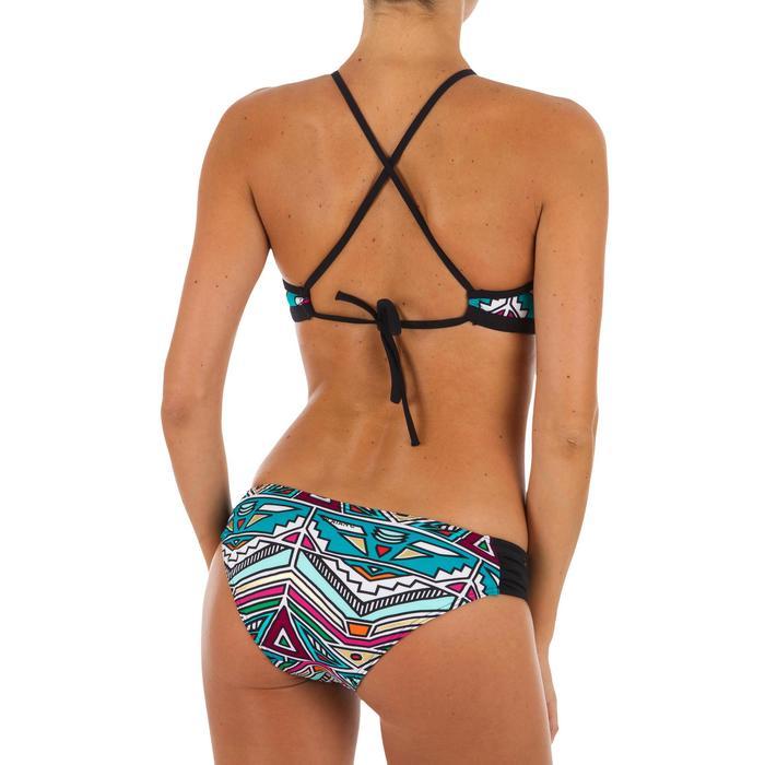 Bikinibroekje voor surfen dames zijfronsjes Niki Ncolo