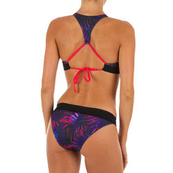 WOMEN'S FOLD-DOWN HIGH WAISTED SWIMSUIT BOTTOMS NAO PALMI