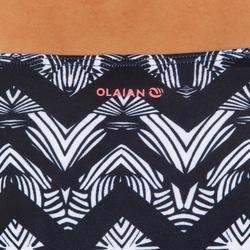 Bas de maillot de bain de surf femme plissée côté NIKI MAWA